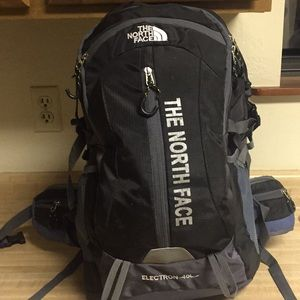 North Face Electron 40L Backpack